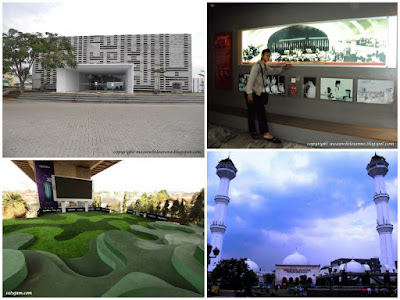 Bandung, One Stop Travel Places wisata landmark dan taman tematik