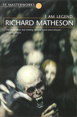 Críticas de libros: Soy leyenda, miedo al vampiro y a la soledad.