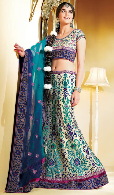 Reception Cocktail Lehenga