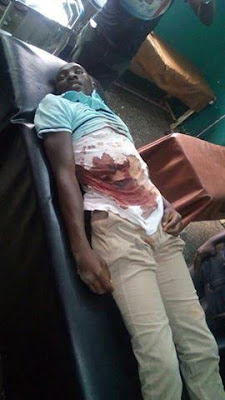 Photos: University of Jos student allegedly shot dead by DSS officer