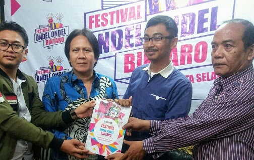 Festival Ondel Ondel Bintaro Akan Siapkan Ratusan Stand Bazar
