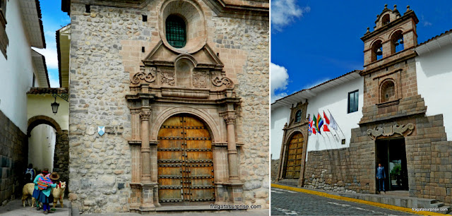 Convento das Nazarenas, Cusco