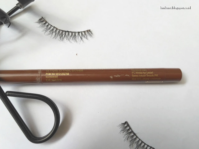 Just Miss Waterproof Long-lasting Eyeliner Pencil