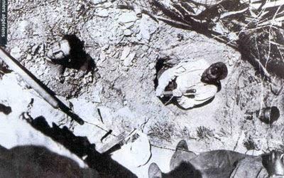 حملات التنكيل و الإبادة الفرنسية في الجزائر