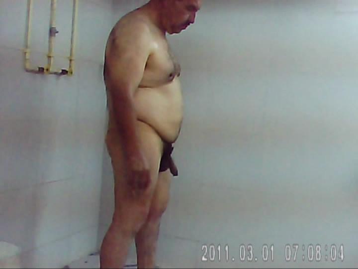 video gay senior sauna