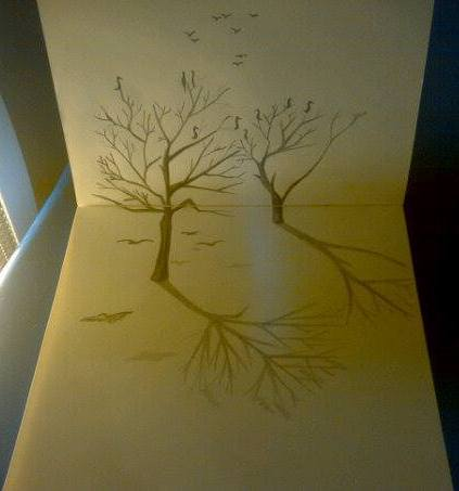 Shameeg van Schalkwyk Ekphrastic poetry visual art IVJ