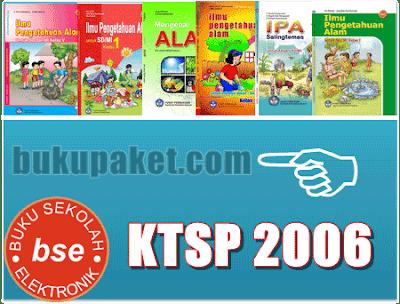 Kumpulan Buku Ilmu Pengetahuan Alam (IPA) SD/MI Lengkap