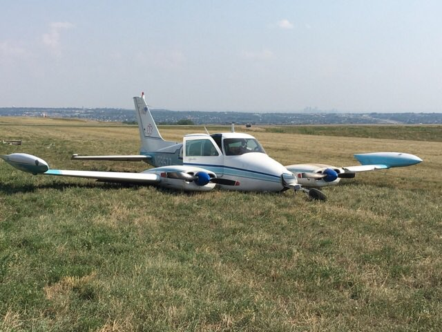 Kathryn's Report: Cessna 310G, registered to and operated by