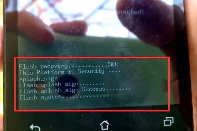 Mengatasi Bootloop Asus Zenfone 4 Dengan Flashing Tanpa Pc Umahdroid