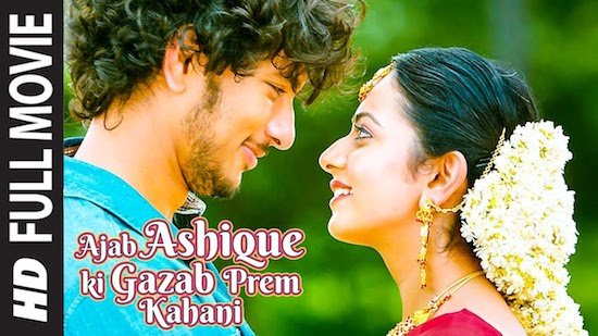 Ajab Ashique Ki Gajab Kahani 2019 Hindi Dubbed 800MB HDRip 720p
