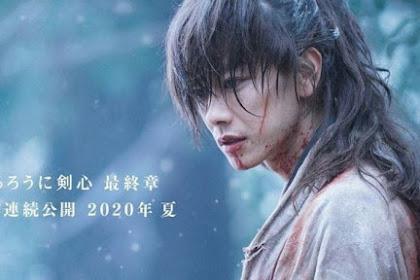 Rurouni Kenshin live Action Akan Kembali Rilis 2020