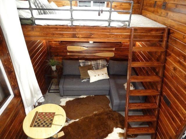 Casper Tiny Cabin