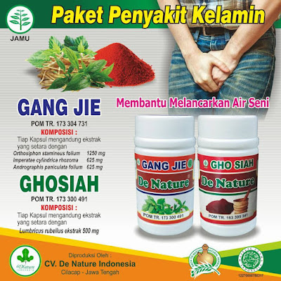 Foto Harga Obat Sipilis Manjur