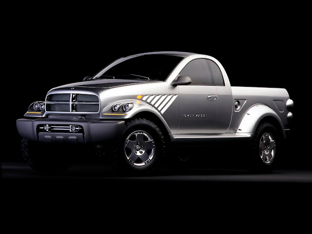 Dodge Power Wagon Concept