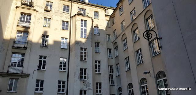 Warszawa Warsaw Nowogrodzka Państwowy Bank Rolny monumentalizm Marian Lalewicz architektura architecture