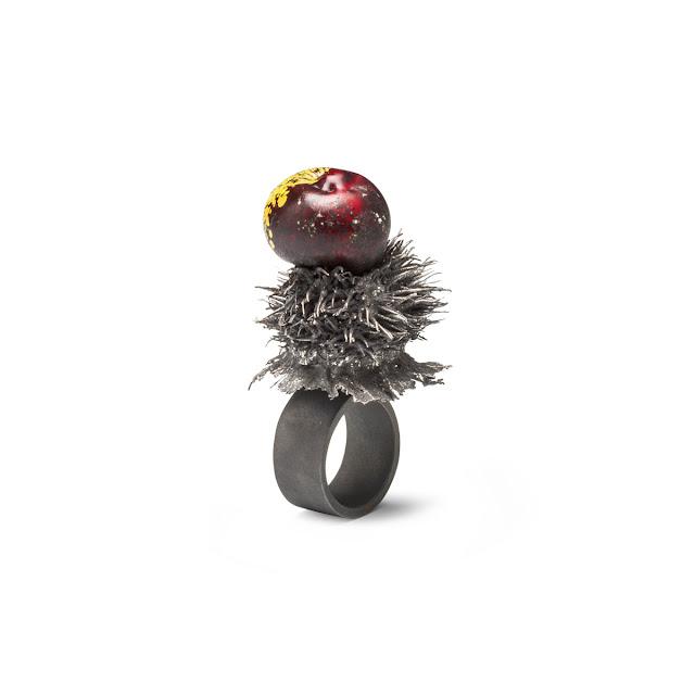 artystyczne pierścionki
