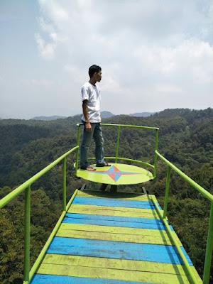 panorama wisata alam pabangbon leuwiliang bogor