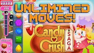 تحميل لعبة كاندي كراش candy crush saga مهكرة 2018