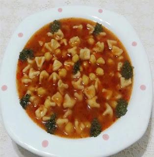Mantılı Yüksük Çorba