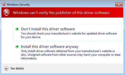 Install This Driver Software Anywhere