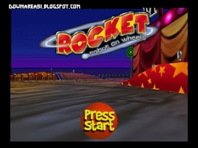 rocket robot on wheels n64 rom