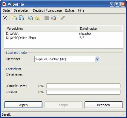 12 Aplikasi Gratis untuk Menghapus File Secara Permanen dan Tidak dapat diRecovery Kembali