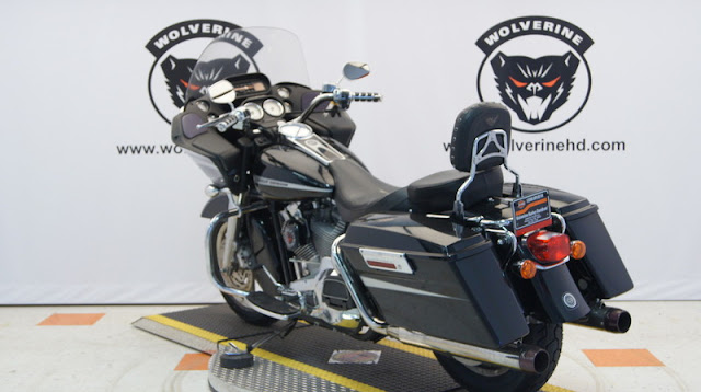 Harley Davidson FLTRI Road Glide Series