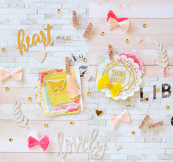 Such beautiful creativity by @thurston_post for @sugarmaplepaperco using the Sunkissed Kit!