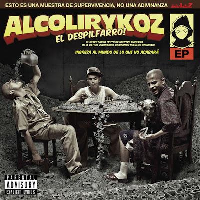 Alcolirykoz - El Despilfarro 2011 (Colombia)