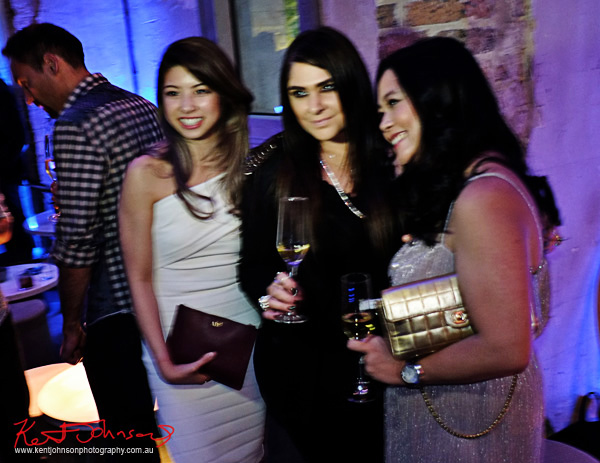 Photo time, Piaget Polo S Watch Launch - Beta Bar Sydney - Photographed by Kent Johnson for Street Fashion Sydney.