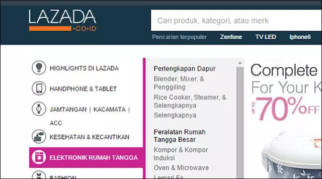 e commerce indonesia 2017