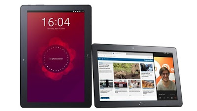 Tablet Ubuntu Aquaris M10