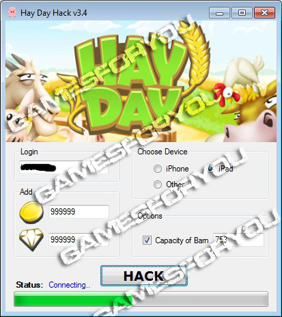 Hay day coin generator online no survey instructions / Le