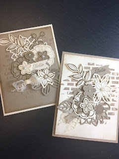 Stampin' Up! www.susanlacroix.stampinup.net Stacked Collage
