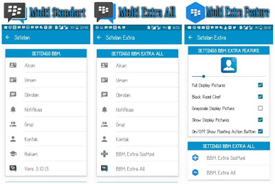 BBM Mod Multi V3.1.0.13