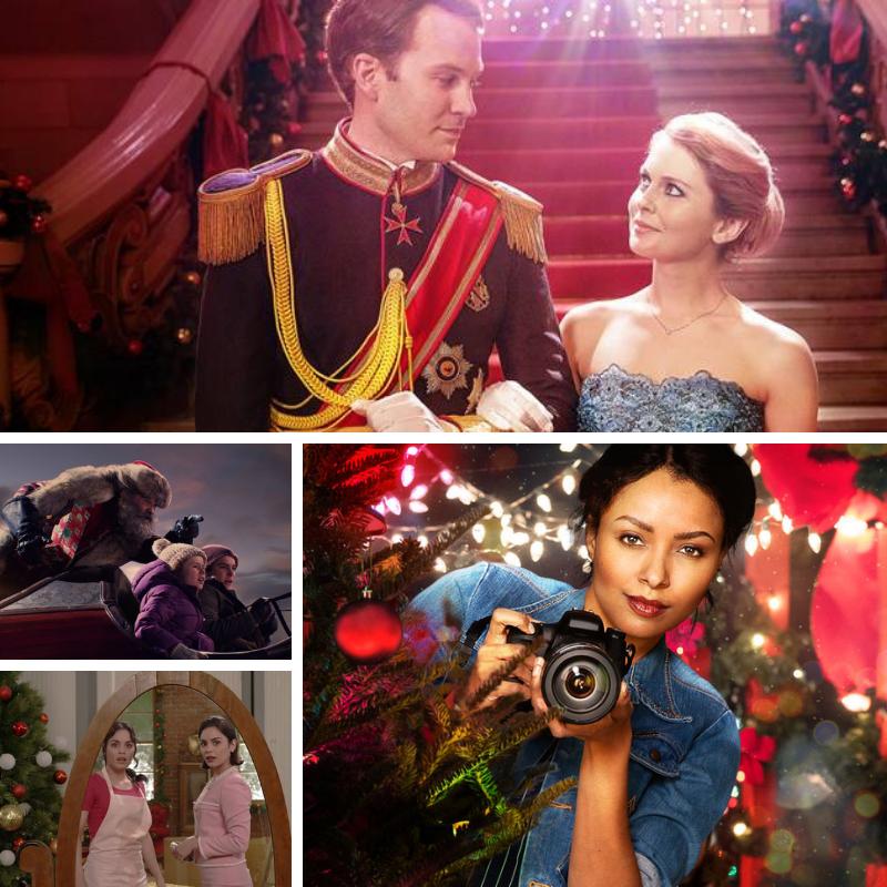 Confira os 4 lançamentos de natal da Netflix:  O Príncipe do Natal: O Casamento Real, Crônicas de Natal, O Feitiço de Natal e A Princesa e a Plebeia
