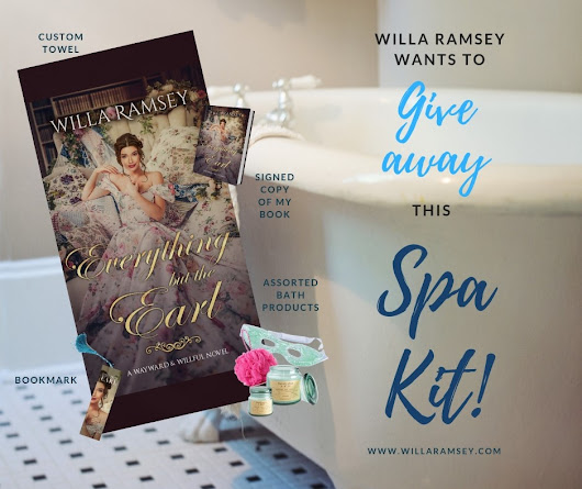 Everything but the Earl by Willa Ramsey - Book Review, Interview & Giveaway