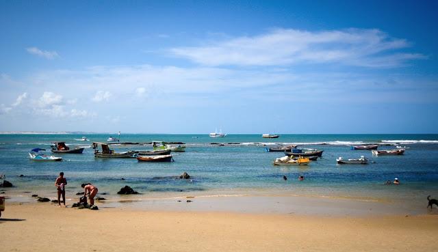 Brasil, natal, rn, praia, pipa, férias, verão, flor do caribe, viagem, turismo,