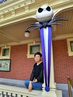 香港迪士尼樂園萬聖節 Hong Kong Disneyland Halloween time