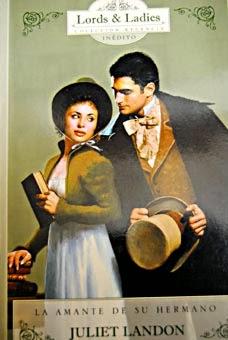 La amante de su hermano – Juliet landon