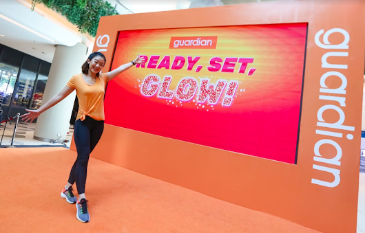 Ready, Set, Glow into the New Year with Guardian and Joanna Soh