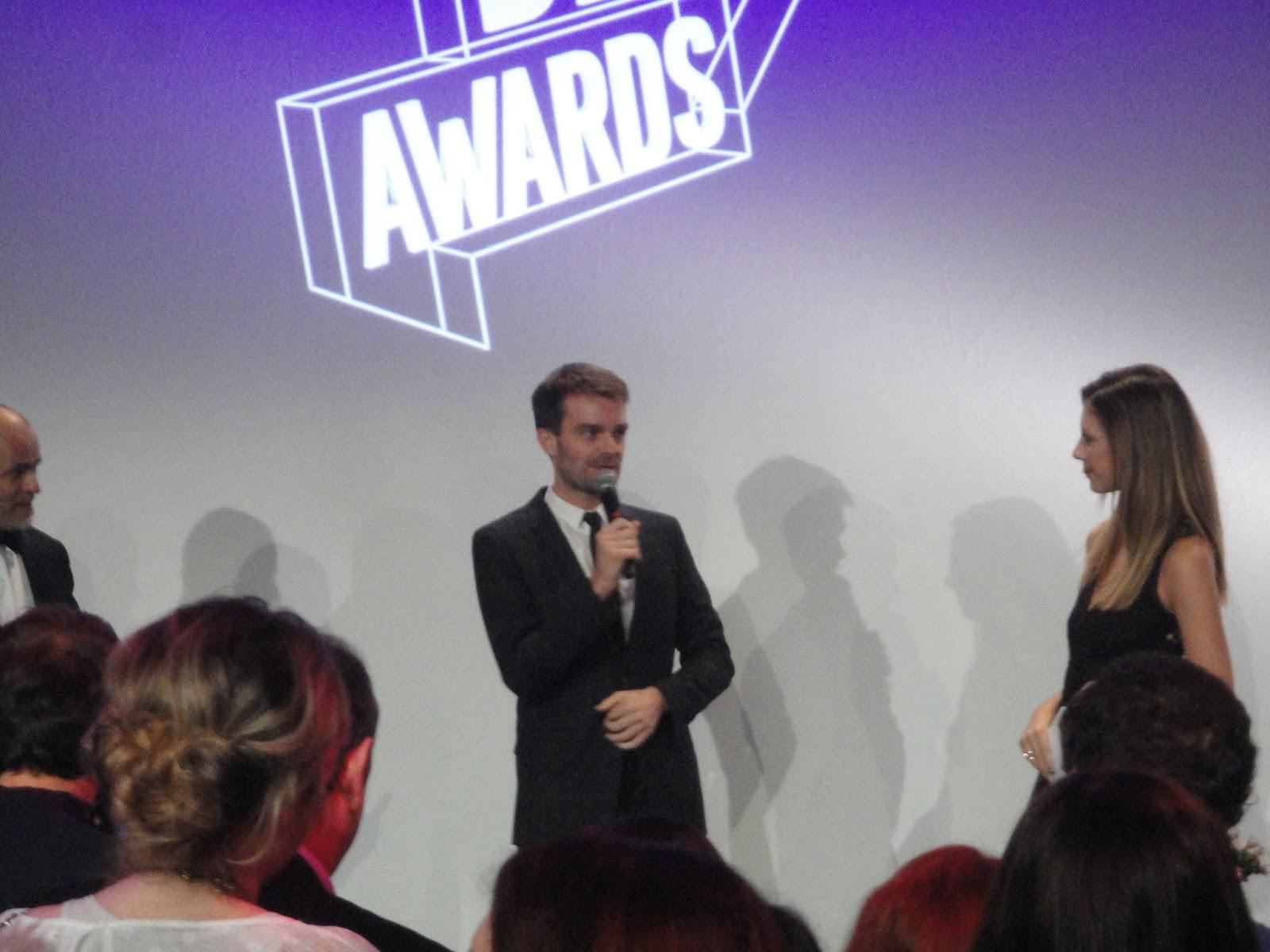 Soirée des Golden Blog Awards 6