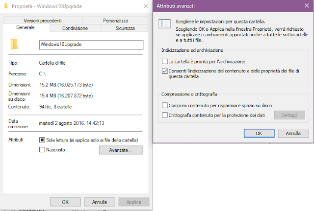 efscrypt01 - Come criptare ed identificare tutti i file cifrati nel nostro Windows 10