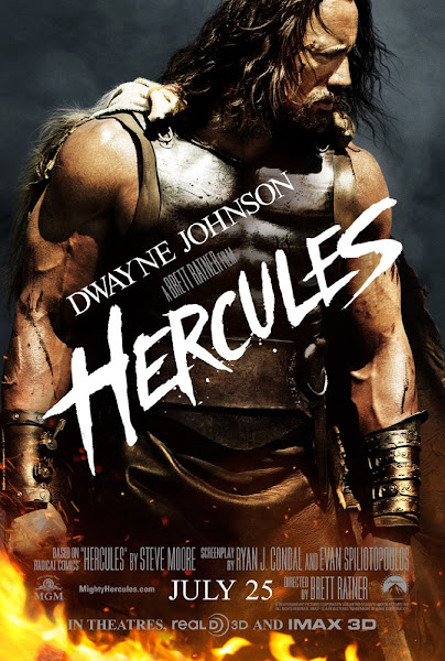 Poster of Hercules 2014 Extended 720p Dual Audio BluRay With ESubs Download