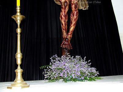 Cristo sindonico el mas real del mundo que se encuentra en Cordoba y pertenece a la Hermandad Universitaria y que representa a Jesucristo segun estudios realizados por Juan Manuel Miñarro y el Centro Español de Sindonologia sobre la Sabana Santa de Turin y el sudario de Oviedo y avalados por el Vaticano