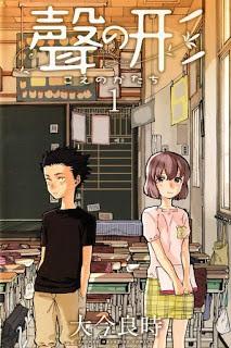 A Silent Voice 1-Yoshitoki Ōima