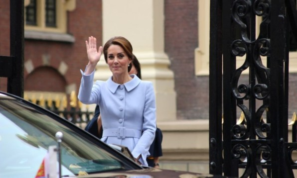 Duchess Of Cambridge To Conduct Solo Visit To Luxembourg In May