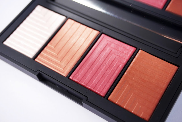 NARS - NARSissist Dual-Intensity Blush Palette