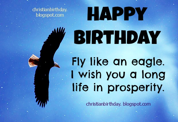 spiritual birthday quotes and nice images for men  christian, Birthday card
