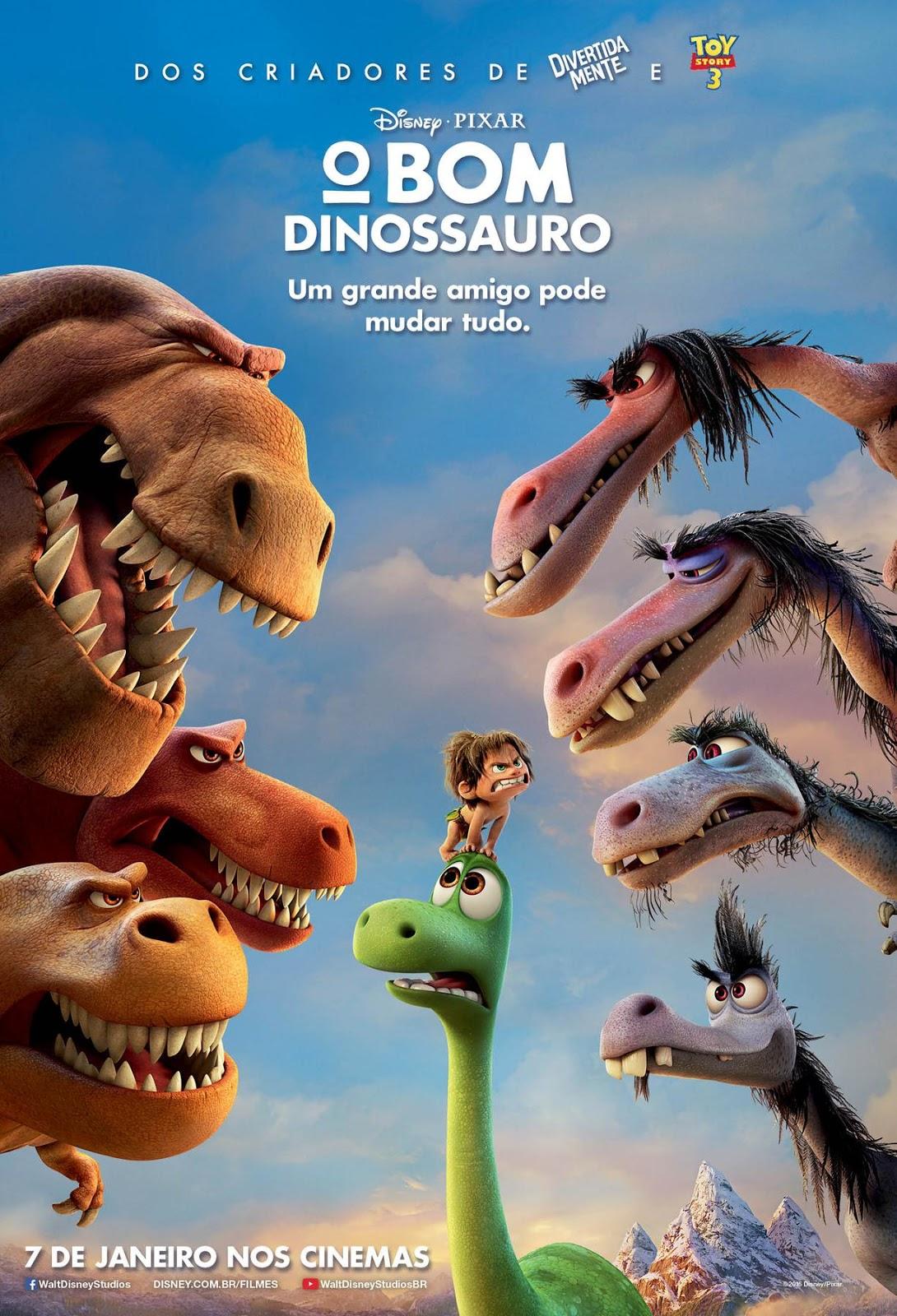O Bom Dinossauro - HD 720p - Legendado